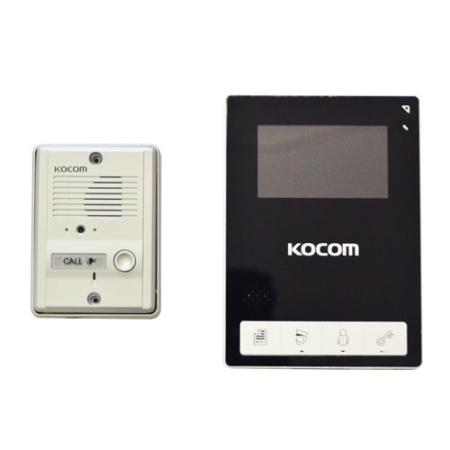 access control/intercom audio/video system