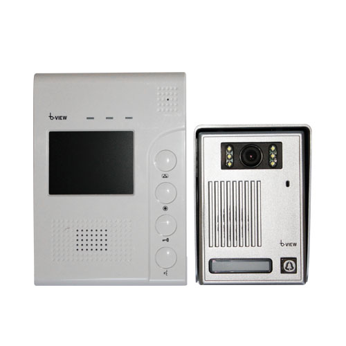 Access Control/intercom and video system kit