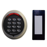 Access Control/keypad with card scanner