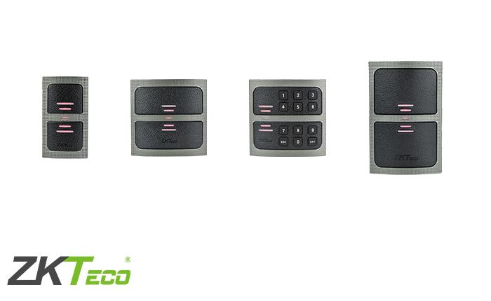 RFID and keypads