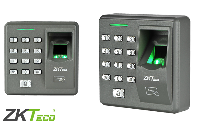 biometric scanner with keypad